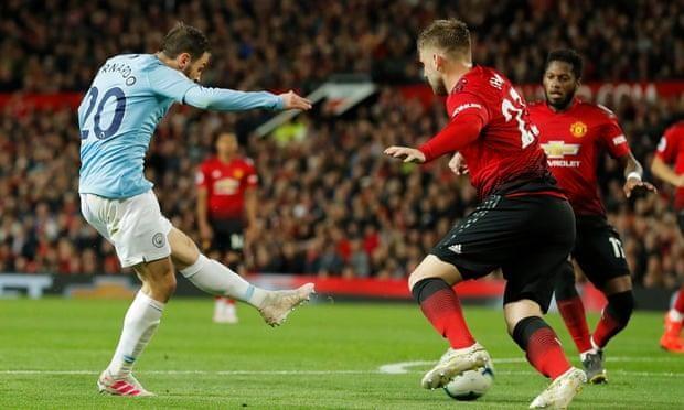 Thắng thuyết phục MU, Man City đòi lại ngôi đầu Premier League - ảnh 4