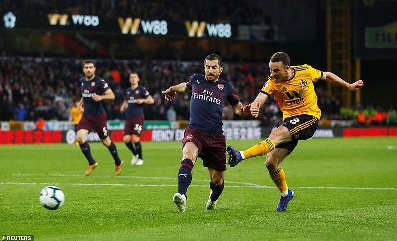 Tiếp tục thua sốc, Arsenal 'hụt hơi' đua Top 4 Premier League - ảnh 3