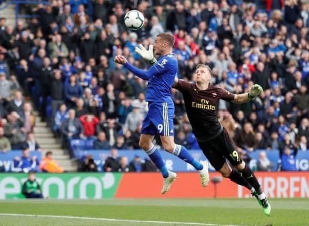 Thua nặng Leicester, Arsenal rời xa Top 4 Premier League - ảnh 6