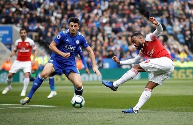 Thua nặng Leicester, Arsenal rời xa Top 4 Premier League - ảnh 2