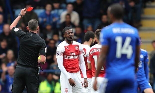 Thua nặng Leicester, Arsenal rời xa Top 4 Premier League - ảnh 4