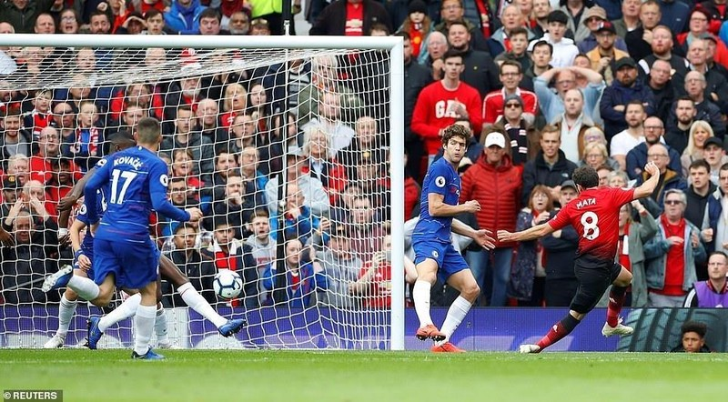 De Gea mắc sai lầm, MU tan hi vọng vào Top 4 Premier League - ảnh 2