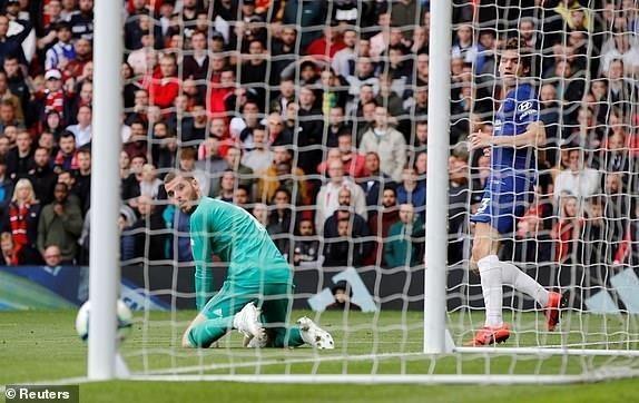 De Gea mắc sai lầm, MU tan hi vọng vào Top 4 Premier League - ảnh 3