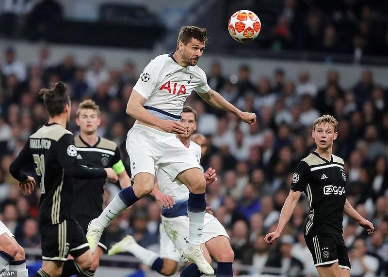 Hạ Tottenham ngay tại London, Ajax viết tiếp chuyện thần tiên - ảnh 4