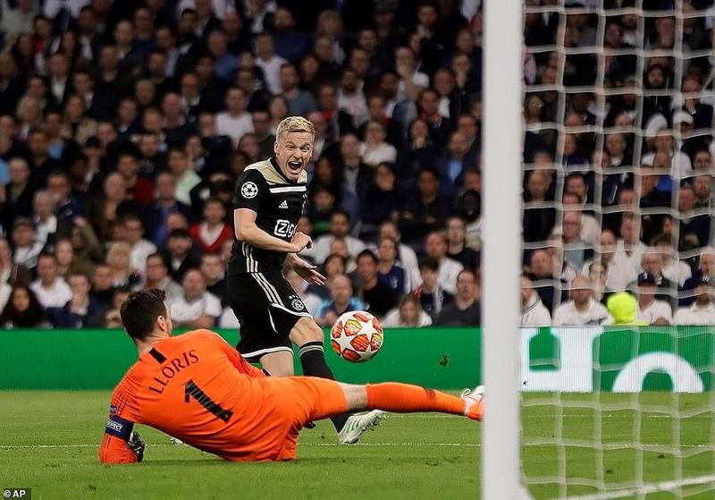 Hạ Tottenham ngay tại London, Ajax viết tiếp chuyện thần tiên - ảnh 5