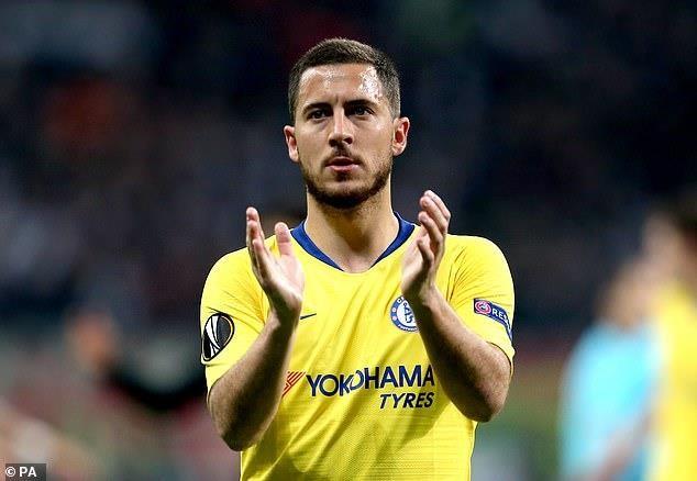 Vào chung kết Europa League, Chelsea sẵn sàng để Hazard ra đi - ảnh 2