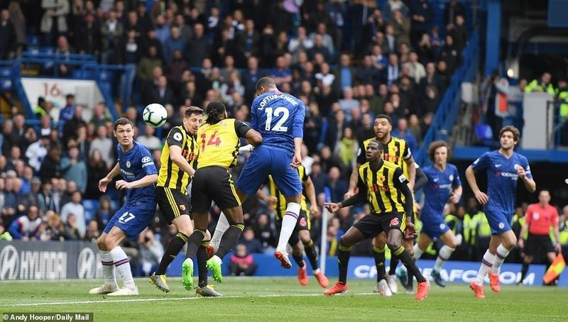 Hiệp hai bùng nổ, Chelsea đánh bại Watford vượt mặt Tottenham - ảnh 3