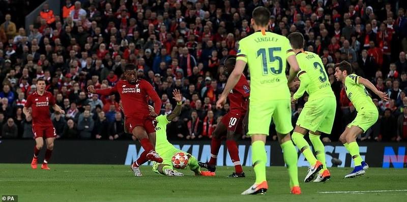 Liverpool không Salah đánh bại Barca không tưởng vào chung kết - ảnh 2