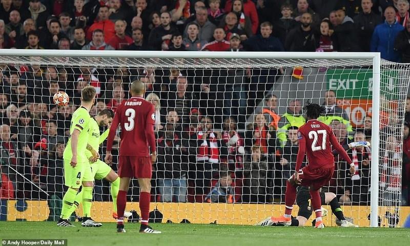Liverpool không Salah đánh bại Barca không tưởng vào chung kết - ảnh 4