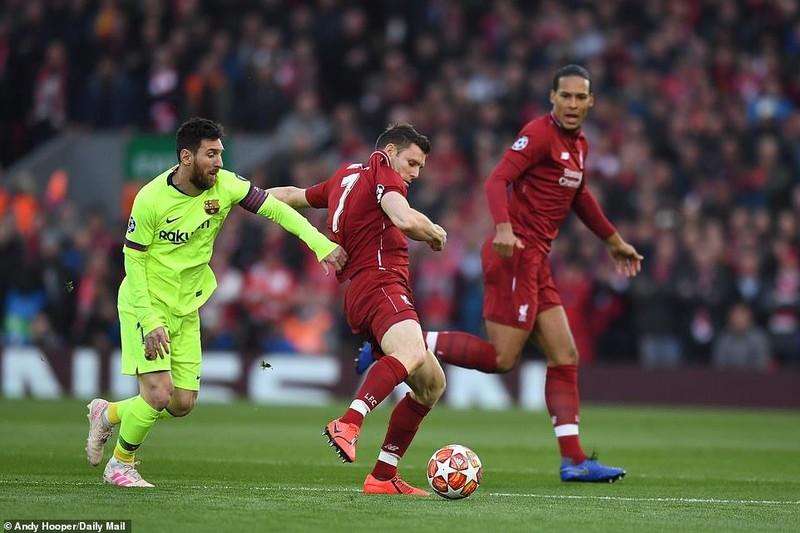 Liverpool không Salah đánh bại Barca không tưởng vào chung kết - ảnh 5