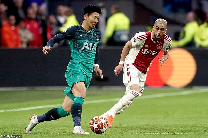 Moura lập hat-trick, Tottenham ngược dòng khó tin loại Ajax - ảnh 6
