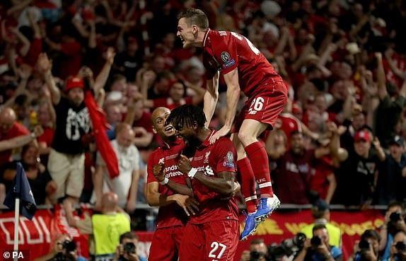 Salah ghi bàn, Liverpool hạ Tottenham vô địch Champions League - ảnh 10