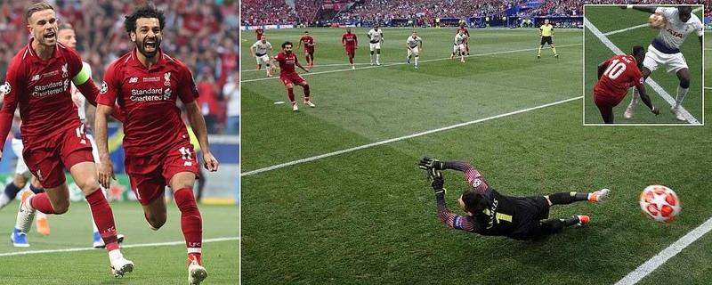 Salah ghi bàn, Liverpool hạ Tottenham vô địch Champions League - ảnh 5