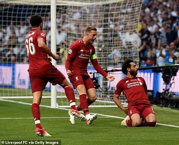Salah ghi bàn, Liverpool hạ Tottenham vô địch Champions League - ảnh 6