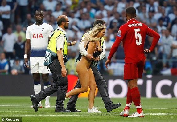 Salah ghi bàn, Liverpool hạ Tottenham vô địch Champions League - ảnh 4
