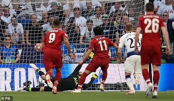 Salah ghi bàn, Liverpool hạ Tottenham vô địch Champions League - ảnh 2
