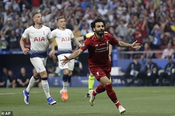 Salah ghi bàn, Liverpool hạ Tottenham vô địch Champions League - ảnh 7