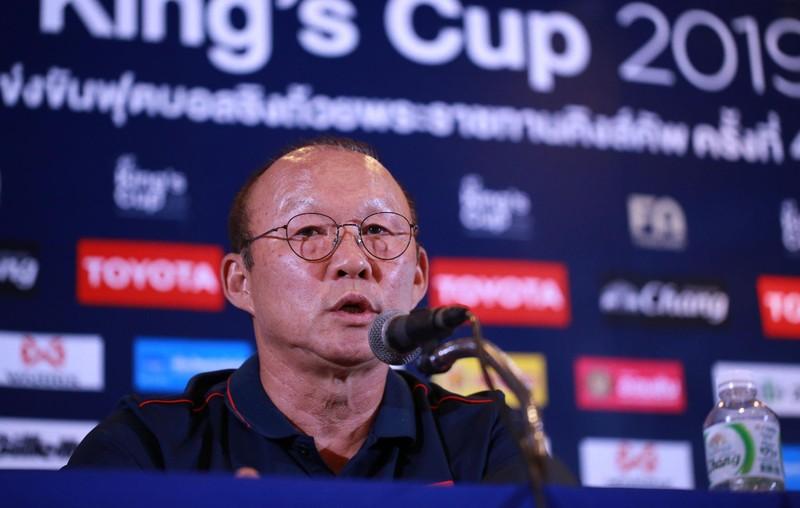 HLV Park Hang-seo: Vòng loại World Cup mới là mục tiêu của VN - ảnh 1