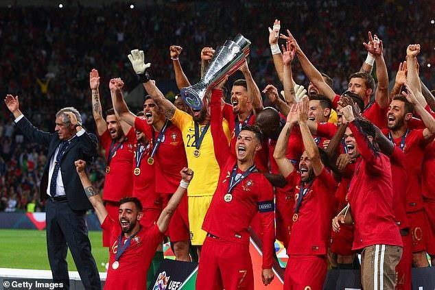 Ronaldo nói gì sau khi đăng quang Nations League? - ảnh 3