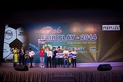 U-19 Việt Nam hai năm liên tiếp giành giải Fair Play - ảnh 2