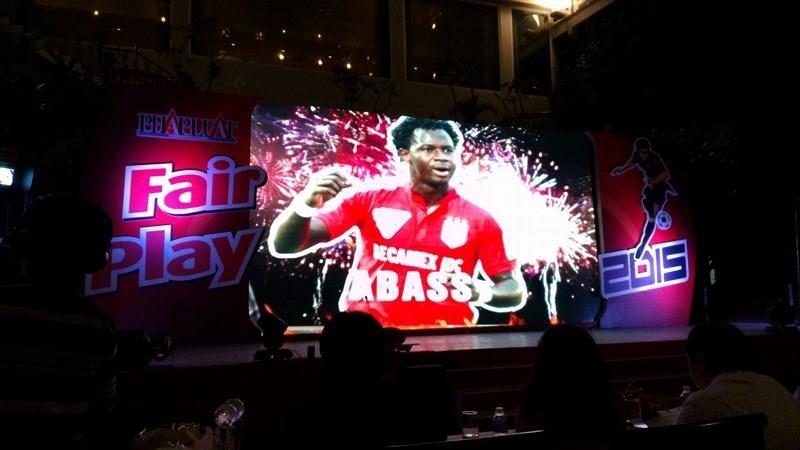 Cầu thủ nước ngoài đầu tiên đăng quang Fair Play bóng đá Việt - ảnh 2