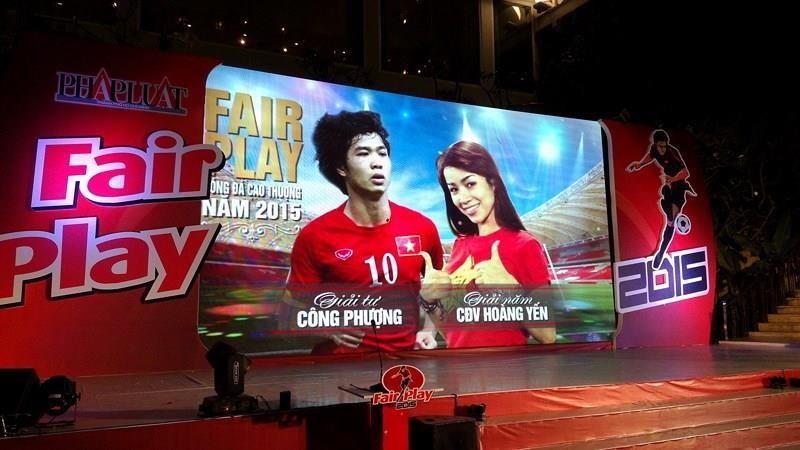 Cầu thủ nước ngoài đầu tiên đăng quang Fair Play bóng đá Việt - ảnh 3