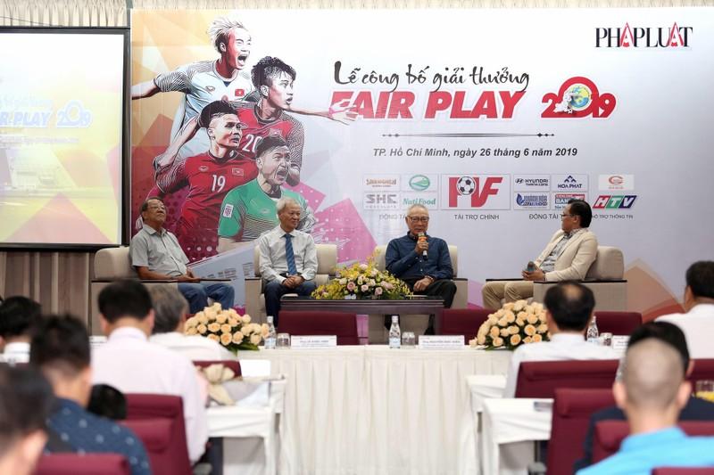 Công bố giải Fair Play 2019: Trận cầu lịch sử Bắc - Nam - ảnh 1