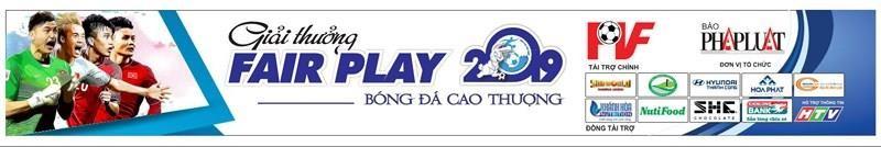 Công bố giải Fair Play 2019: Trận cầu lịch sử Bắc - Nam - ảnh 4