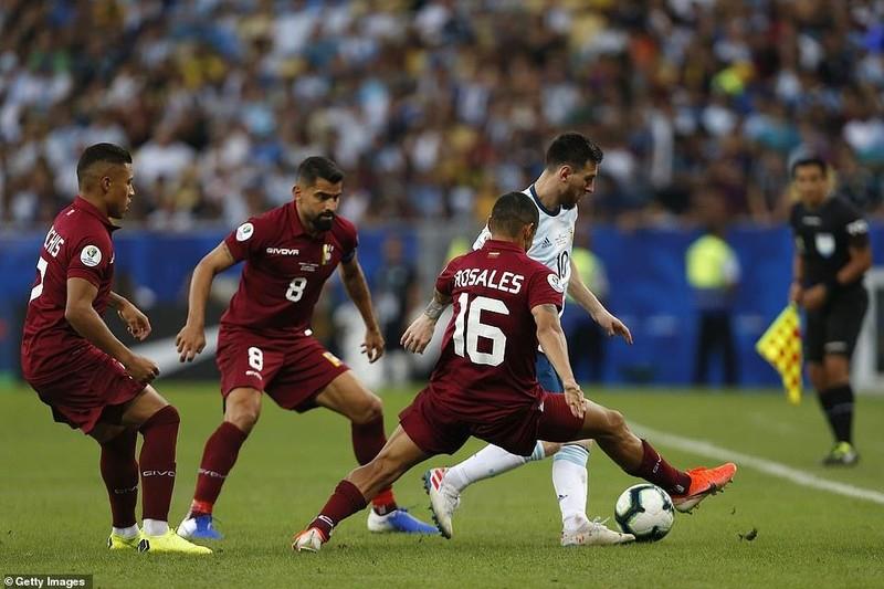 Đại chiến Brazil – Argentina, Chile chờ đối thủ ở Copa America - ảnh 1