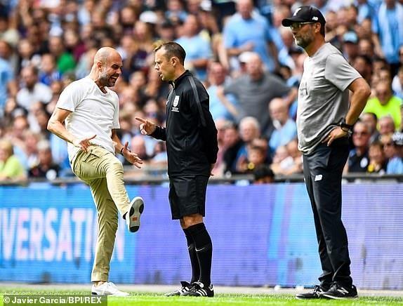 Salah vô duyên, Liverpool nhìn Man City vô địch siêu cúp Anh - ảnh 12