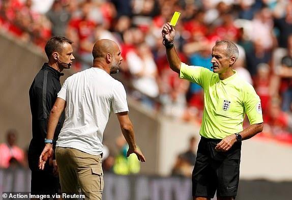 Salah vô duyên, Liverpool nhìn Man City vô địch siêu cúp Anh - ảnh 13