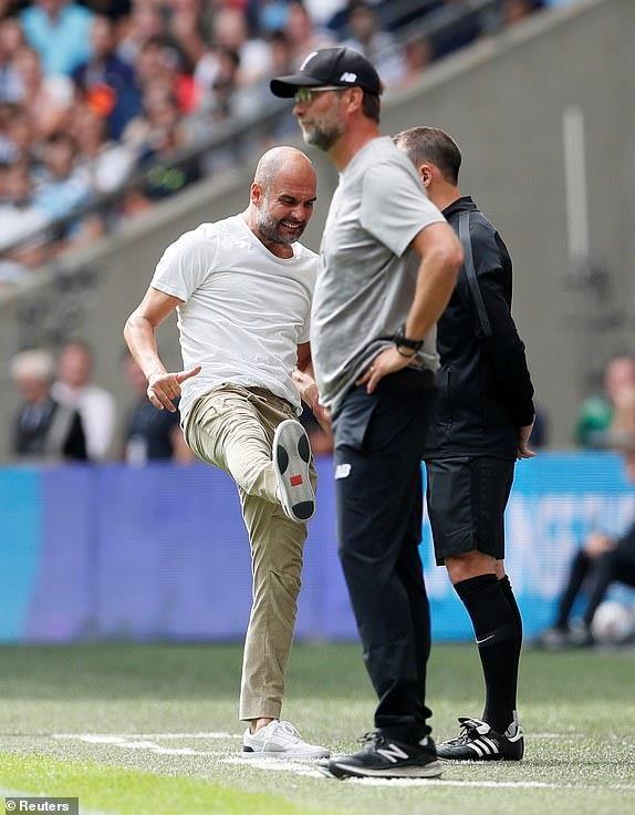 Salah vô duyên, Liverpool nhìn Man City vô địch siêu cúp Anh - ảnh 11