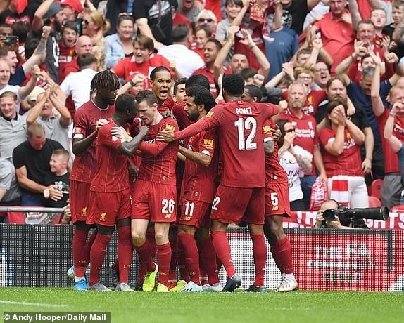 Salah vô duyên, Liverpool nhìn Man City vô địch siêu cúp Anh - ảnh 10