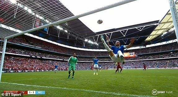 Salah vô duyên, Liverpool nhìn Man City vô địch siêu cúp Anh - ảnh 14