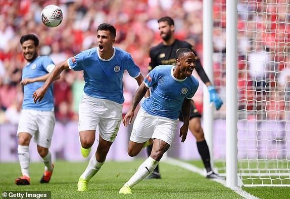 Salah vô duyên, Liverpool nhìn Man City vô địch siêu cúp Anh - ảnh 5