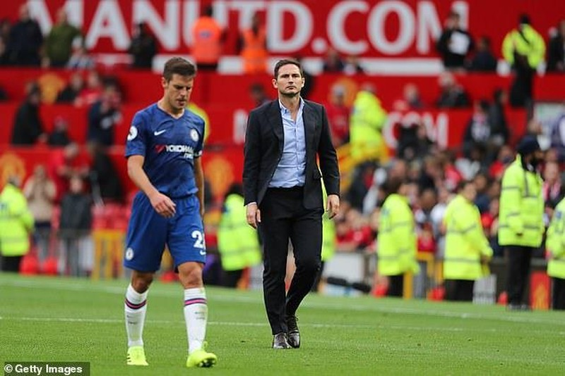 HLV Lampard: 'Chelsea không đáng thua đậm MU 4-0' - ảnh 2