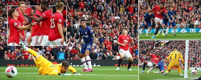 Rashford rực sáng, MU thắng Chelsea với tỉ số khó tin - ảnh 8