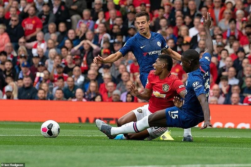 Rashford rực sáng, MU thắng Chelsea với tỉ số khó tin - ảnh 1