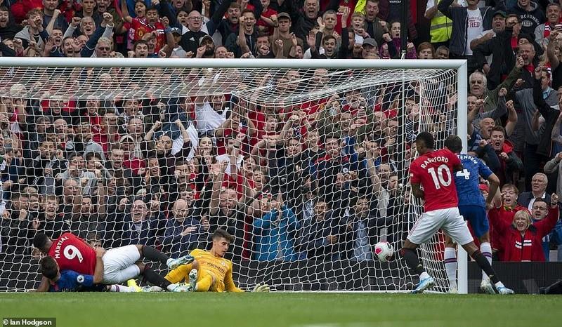 Rashford rực sáng, MU thắng Chelsea với tỉ số khó tin - ảnh 4