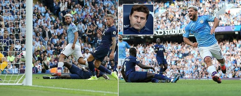 Phung phí cơ hội, Man City bị Tottenham cầm hòa siêu kịch tính - ảnh 2