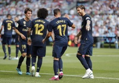 Modric bị đuổi, Real thắng khó nhờ công nghệ VAR - ảnh 6