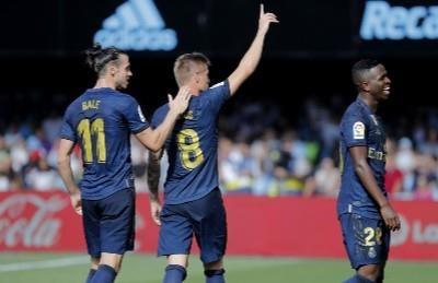 Modric bị đuổi, Real thắng khó nhờ công nghệ VAR - ảnh 5