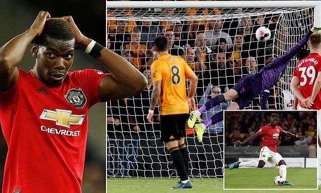 Pogba hỏng 11m, MU lỡ cơ hội lên ngôi đầu Premier League - ảnh 1