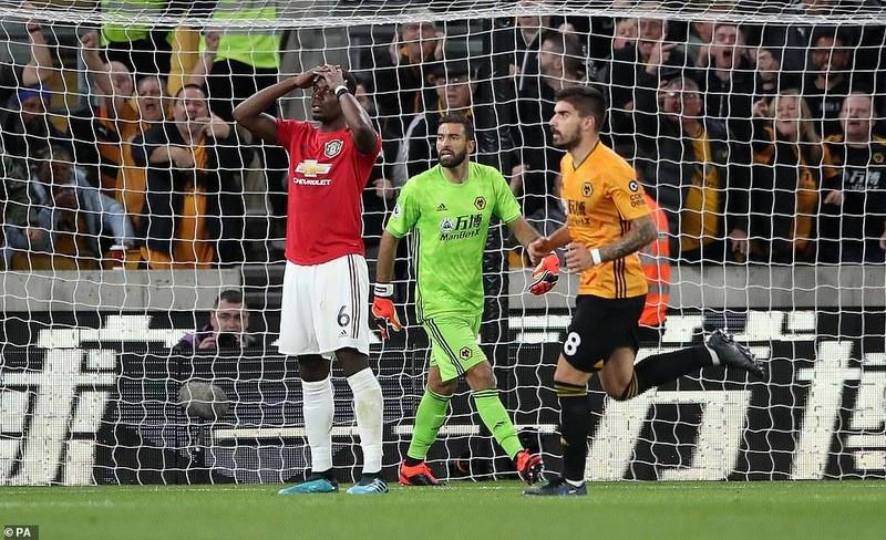 Pogba hỏng 11m, MU lỡ cơ hội lên ngôi đầu Premier League - ảnh 7