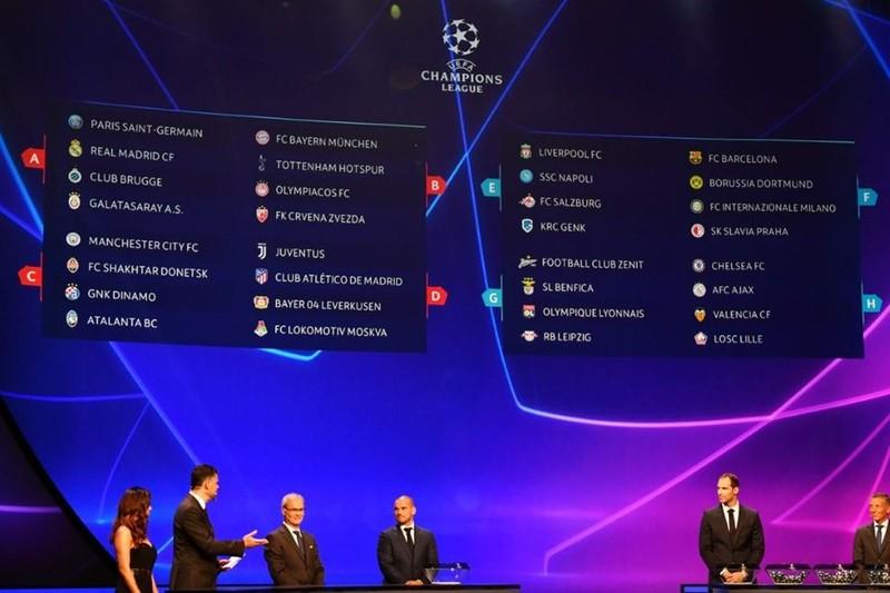 Bốc thăm Champions League: Barca gặp khó, đại chiến Real - PSG - ảnh 4