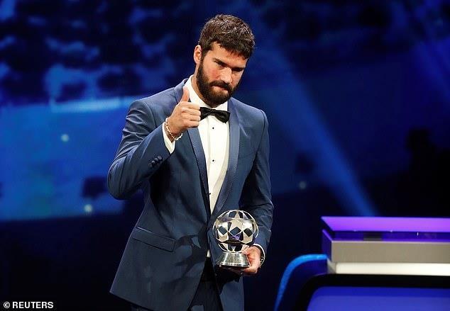 Van Dijk, Messi được vinh danh, Ronaldo trắng tay - ảnh 4