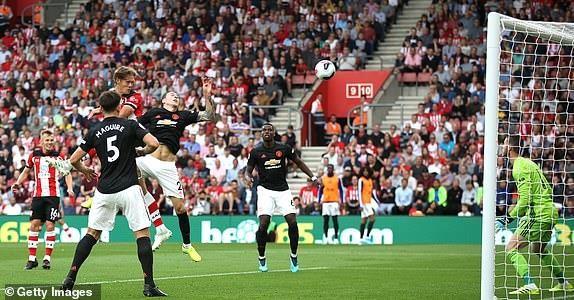 Bị Southampton níu chân, MU không thắng 3 trận liền - ảnh 5