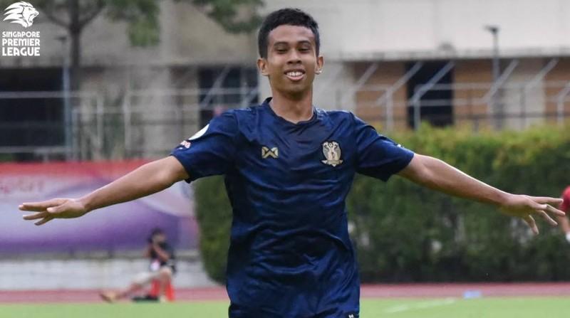 Singapore gọi sao trẻ 16 tuổi tham dự vòng loại World Cup 2022 - ảnh 1