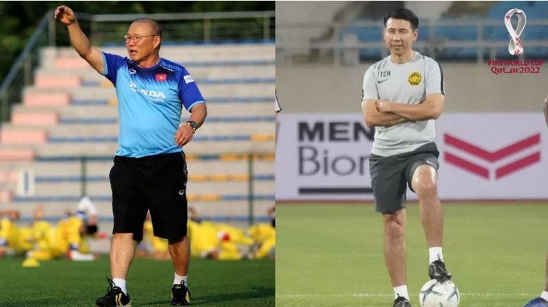 Thầy Park không hài lòng với HLV đội tuyển Malaysia - ảnh 1