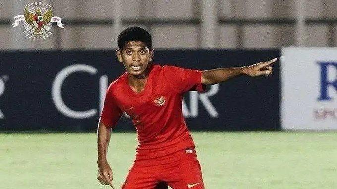 Ngôi sao của bóng đá Indonesia qua đời vì động đất - ảnh 2
